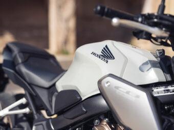 Honda CB650R 2021 detalles 4