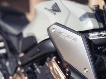 Honda CB650R 2021 detalles 5