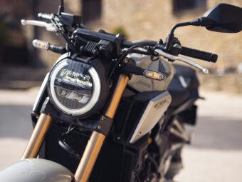 Honda CB650R 2021 detalles 6