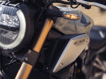 Honda CB650R 2021 detalles 7