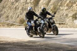 Honda CB650R vs Triumph Trident 660 comparativa 18
