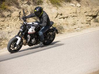 Honda CB650R vs Triumph Trident 660 comparativa 2