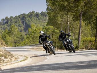 Honda CB650R vs Triumph Trident 660 comparativa 21