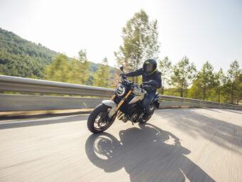 Honda CB650R vs Triumph Trident 660 comparativa 38