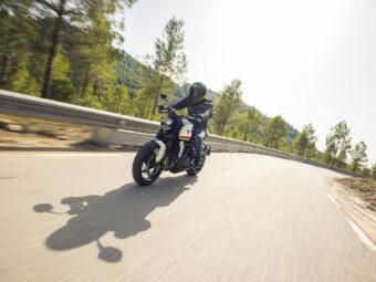 Honda CB650R vs Triumph Trident 660 comparativa 43