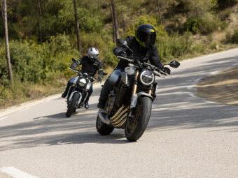 Honda CB650R vs Triumph Trident 660 comparativa 9