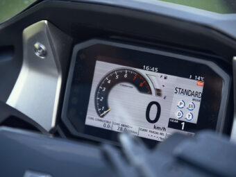 Honda Forza 750 2021 detalles 10