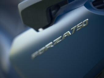 Honda Forza 750 2021 detalles 3