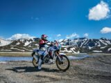 Honda adventures roads