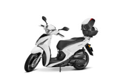 KYMCO People S 125 2021 blanco (1)