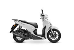KYMCO People S 125 2021 blanco (2)