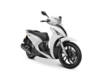 KYMCO People S 125 2021 blanco (3)