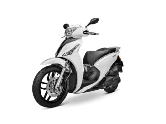 KYMCO People S 125 2021 blanco (4)