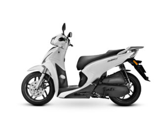 KYMCO People S 125 2021 blanco (5)