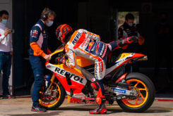 Marc Marquez Montmelo Honda RC213V S marzo2021 (1)
