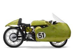 Moto Guzzi 350 Monocilindrica 1955 campeona del mundo