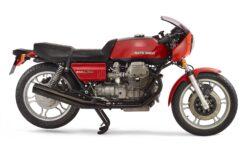 Moto Guzzi 850 Le Mans 1976