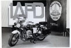 Moto Guzzi California Los Angeles USA