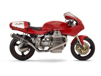 Moto Guzzi Daytona 1000 Dr John 1995