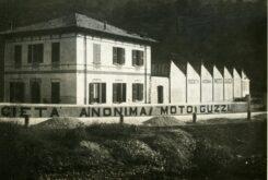 Moto Guzzi Fabrica 1921