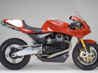Moto Guzzi MGS 01 2002