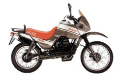 Moto Guzzi NTX 650