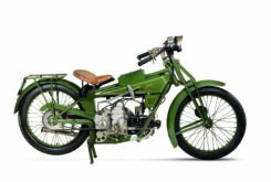 Moto Guzzi Normale 500 1921