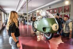 Moto Guzzi Otto Cilindri Museo