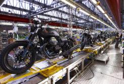 Moto Guzzi fabrica