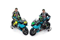 Petronas Yamaha Valentino Rossi Franco Morbidelli MotoGP 2021 (2)