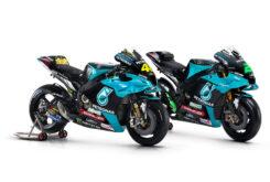 Petronas Yamaha Valentino Rossi Franco Morbidelli MotoGP 2021 (3)
