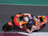 Pol Espargaro Honda Test Qatar MotoGP (11)