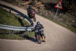 Prueba Continental TKC 70 Rocks neumático moto trail 12