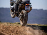 Prueba Continental TKC 70 Rocks neumático moto trail