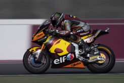 Sam Lowes Moto2 Qatar 2021