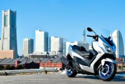 Suzuki Burgman 400 2021 accion (2)