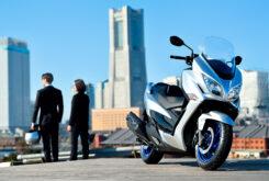 Suzuki Burgman 400 2021 accion (4)