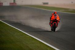 Test Qatar ultima jornada MotoGP 2021