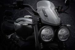 Triumph Rocket 3 GT Triple Black 2021 detalles (1)