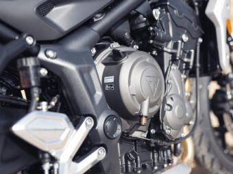 Triumph Trident 660 2021 detalles 9