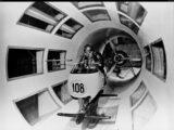 Tunel de viento Moto Guzzi 1955