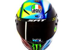 Valentino Rossi casco MotoGP 2021 (1)