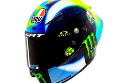 Valentino Rossi casco MotoGP 2021 (2)