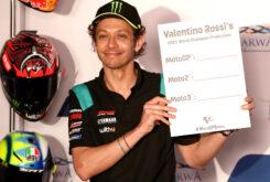 Valentino Rossi porra MotoGP 2021 Qatar