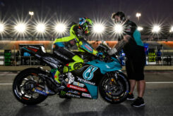Valentino Rossi Test Qatar MotoGP 2021 (2)