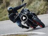 Yamaha MT 09 2021 video prueba