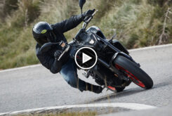 Yamaha MT 09 2021 video prueba