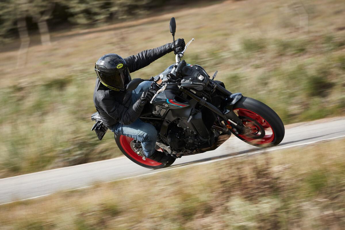 Yamaha MT 09 2021 prueba (40)