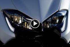 Yamaha TMAX 20 Aniversario teaser play