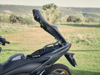 Yamaha Tmax 2021 detalles 12